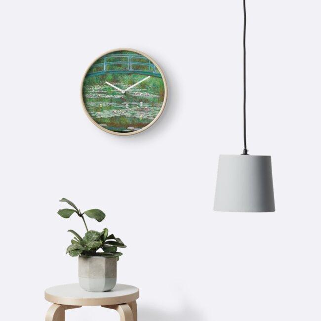 Relojes «MONET, Claude, Artista, Arte, Pintor, Pintura al óleo ...