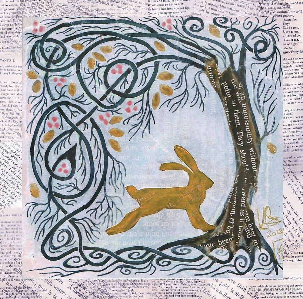 Hare 6 by Vicky Stonebridge