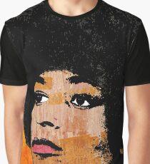 ANGELA DAVIS (COLOR) Graphic T-Shirt