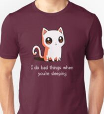she is very cute Unisex T-Shirt
