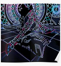 NEON PLAYFUL Poster