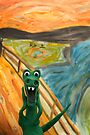 The Dinosaur Scream by Sara Sadler