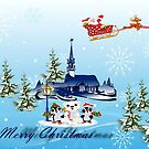 Merry Christmas! by Ana Belaj