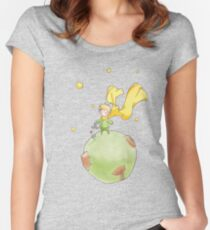 Lonely Prince Women's Fitted Scoop T-Shirt
