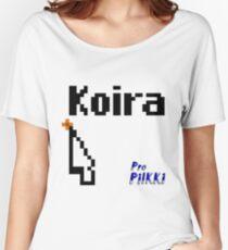 Pro Pilkki 1 RETRO Women's Relaxed Fit T-Shirt