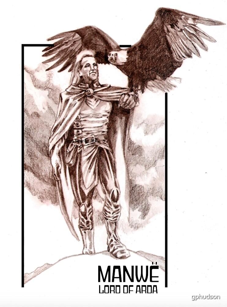 Manwë Lord of Arda by gphudson