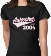 Awesome Since 2004 Birthday Gift Idea T-Shirt
