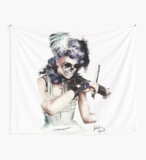 Emilie Autumn Wall Tapestry