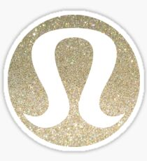 Lulu Glitter Sticker