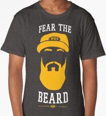 Eric Thames - Fear the Beard Long T-Shirt