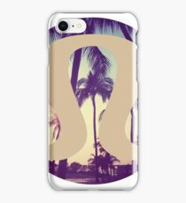 Lulu at the Beach iPhone Case/Skin