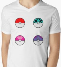 Collect them all Mens V-Neck T-Shirt