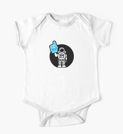 Lonely Astronaut - Supporting the Home Planet Team Kids Clothes