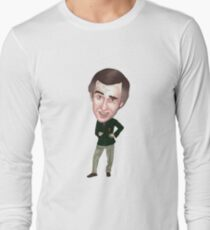 Alan Partridge Inspired Illustration T-Shirt