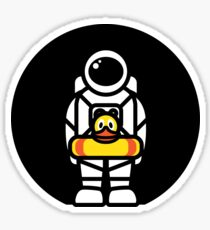 Lonely Astronaut - Looking for Water Sticker