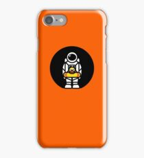Lonely Astronaut - Looking for Water iPhone Case/Skin