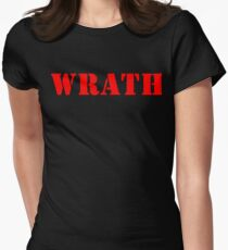 Wrath Women's Fitted T-Shirt