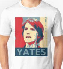 Yates 2020 Hope Design Unisex T-Shirt