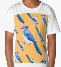 BABY BLU3 JAY COLLAGE Long T-Shirt