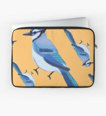 BABY BLU3 JAY COLLAGE Laptop Sleeve