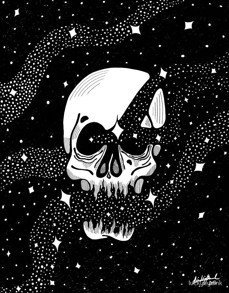 Cosmic Phantom by luckyeyeink