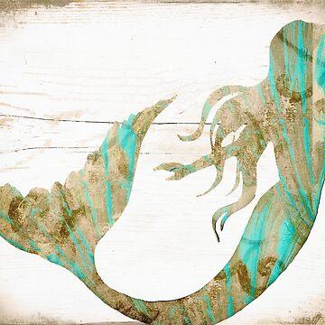 Sea Goddess by mindydidit