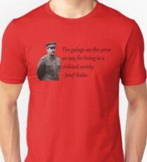 Price of Civilization Unisex T-Shirt