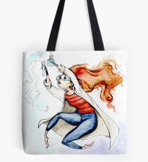 Science Grrl Tote Bag