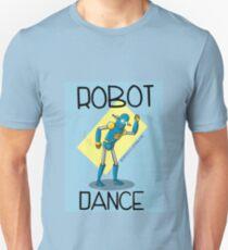 Robot Dance Unisex T-Shirt