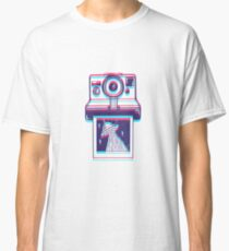 Alien Snapshot Classic T-Shirt