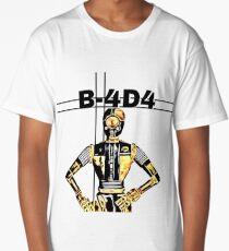 Star Wars Droid - B-4D4 Long T-Shirt