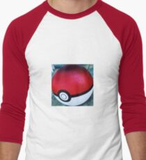 Pokemon Ball Men's Baseball ¾ T-Shirt