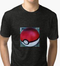 Pokemon Ball Tri-blend T-Shirt