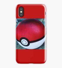 Pokemon Ball iPhone Case
