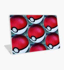 Pokemon Ball Laptop Skin
