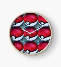 Pokemon Ball Clock