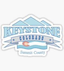 Keystone - Colorado Sticker