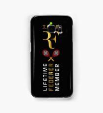 Roger Federer Lifetime Member Tennis Samsung Galaxy Case/Skin