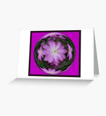 Paper Weight Greeting Card