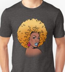 Pop-Art RuPaul: Blonde Unisex T-Shirt