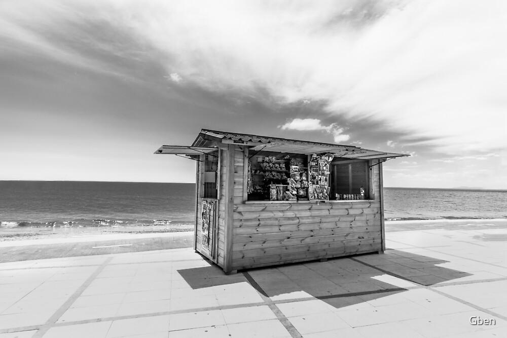 Beach Hut Snack by Gben