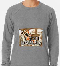 F SCOTT FITZGERALD Lightweight Sweatshirt