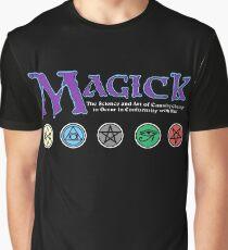 Magick (Parody) Graphic T-Shirt