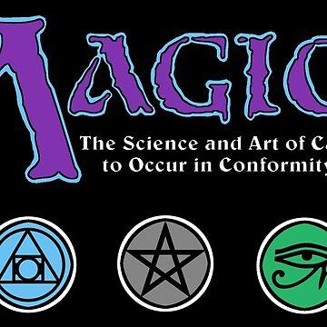 Magick (Parody) by SigilSorcery