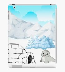 Seal Scene iPad Case/Skin