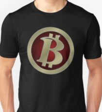 Bitcoin by Kowulz Unisex T-Shirt