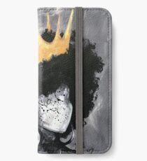 Naturally Queen II iPhone Wallet/Case/Skin
