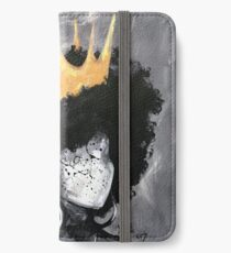 Vinilo o funda para iPhone Naturalmente Queen II