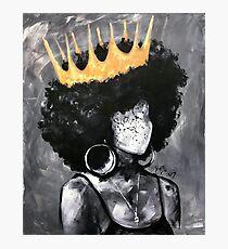 Lámina fotográfica Naturalmente Queen II