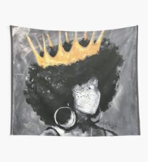 Naturally Queen II Wall Tapestry
